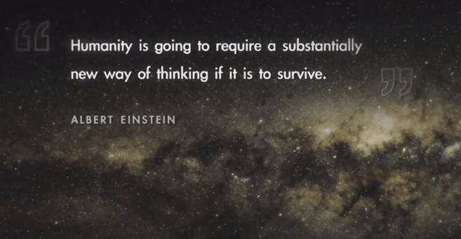 Taking Initiative Einstein