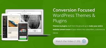 Conversion Focused WordPress Themes Thrive Themes