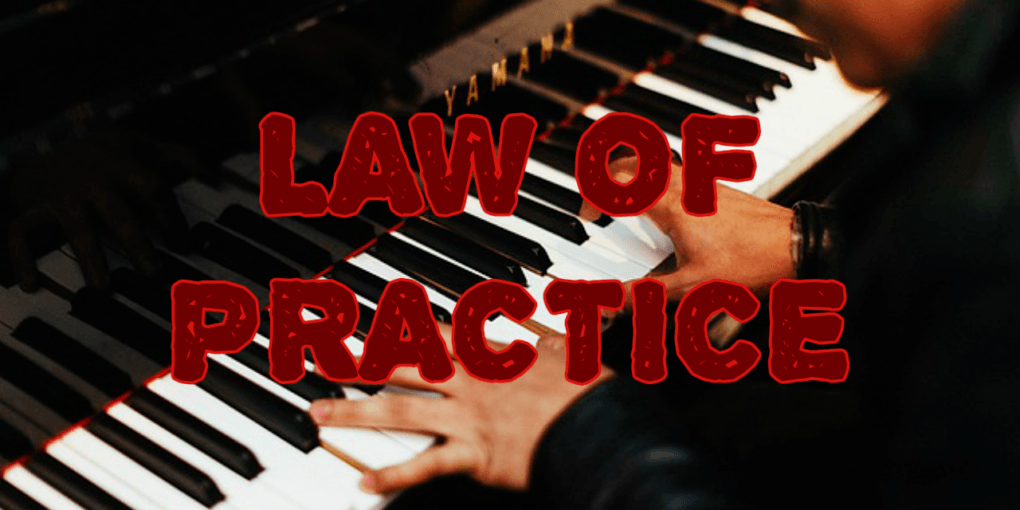 Law of Practice