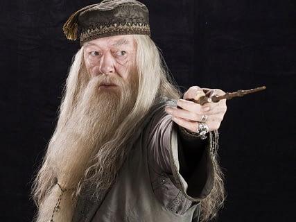 Your Hero's Journey Dumbledore